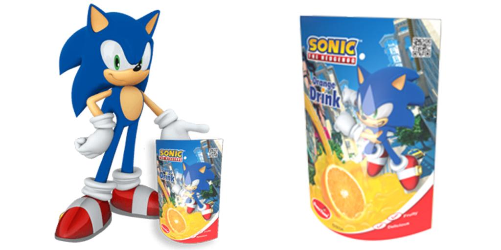 Sonic Orange Drink