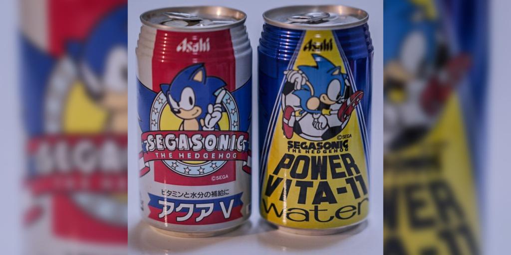 Asahi Aqua V & Power Vita 11 Sonic