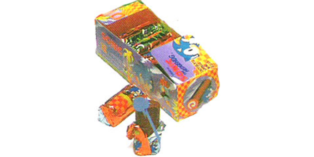 Sonic Chocolate Roll