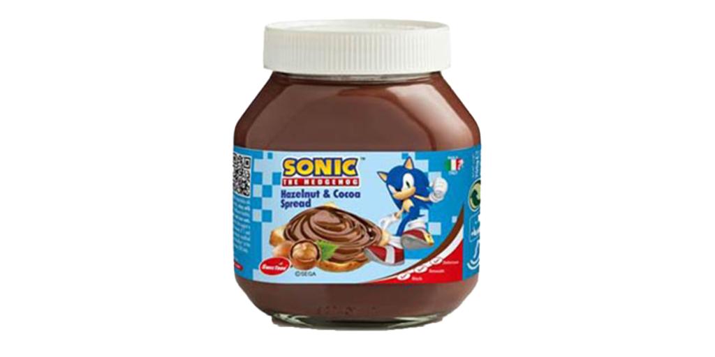 Sonic Hazelnut Spread