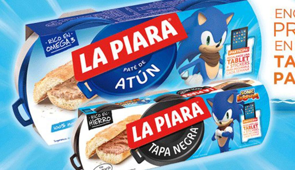 Sonic Boom La Piara Tapa