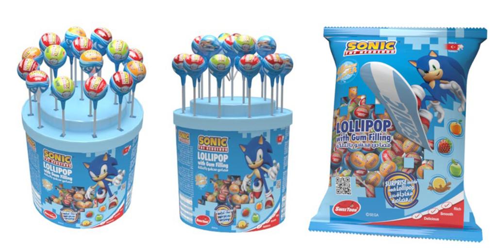 Sonic Gum Pops