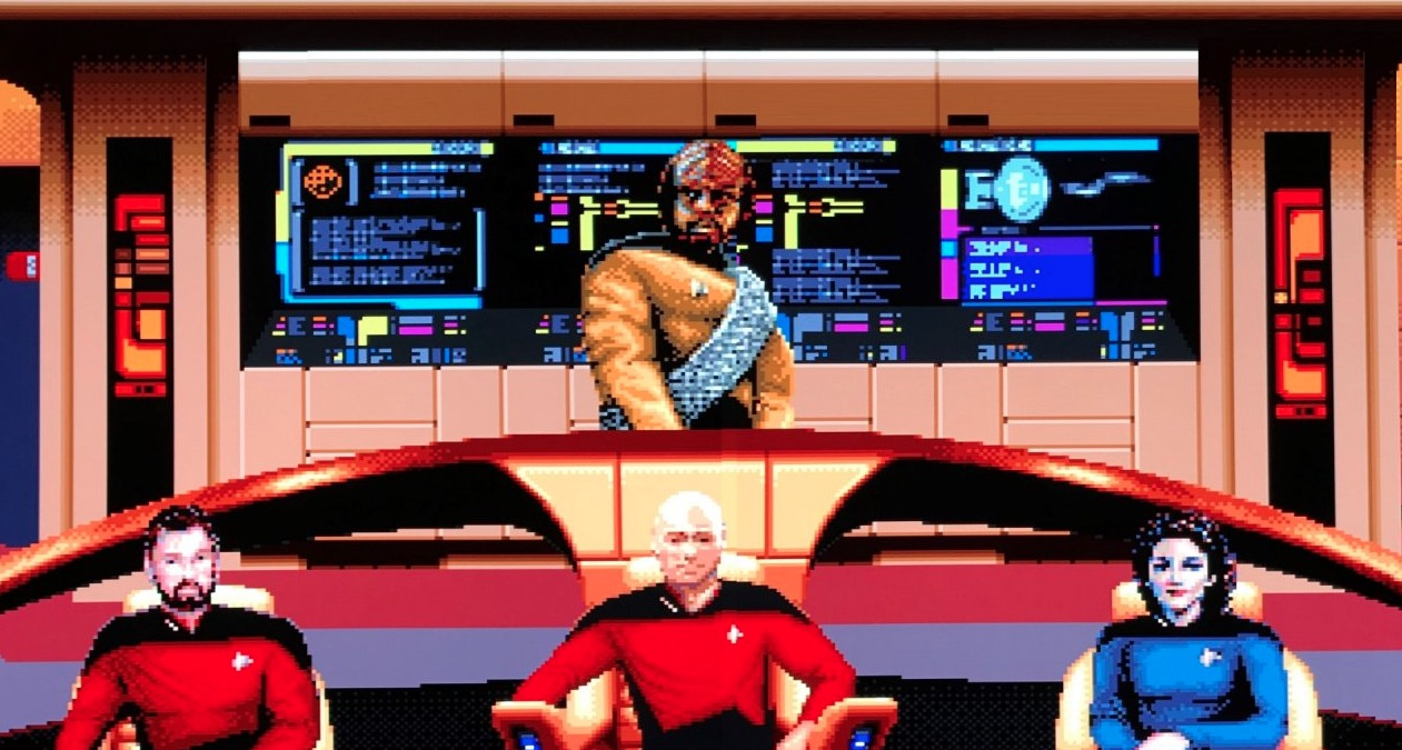 Photo of Press A to Boldly Go: A History of Star Trek Video Games