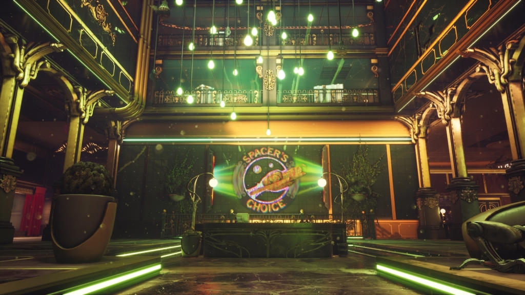 the outer worlds peril on gorgon lobby