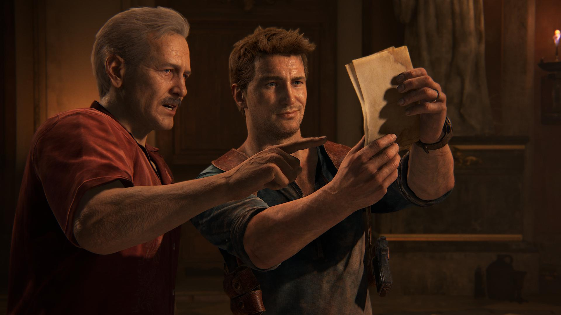 Photo of The Uncharted Movie is Happening, For Real This Time