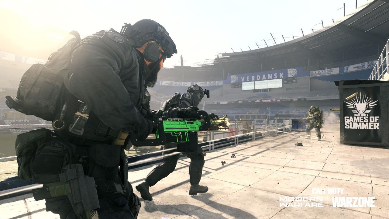 COD Modern Warfare Unlock FiNN LMG