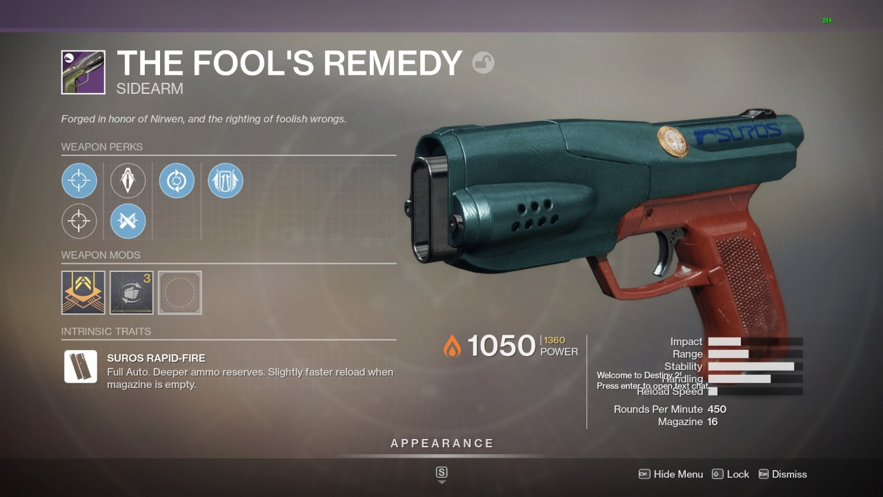 Photo of How to Get The Fool's Remedy & the God Roll – Destiny 2 Guide