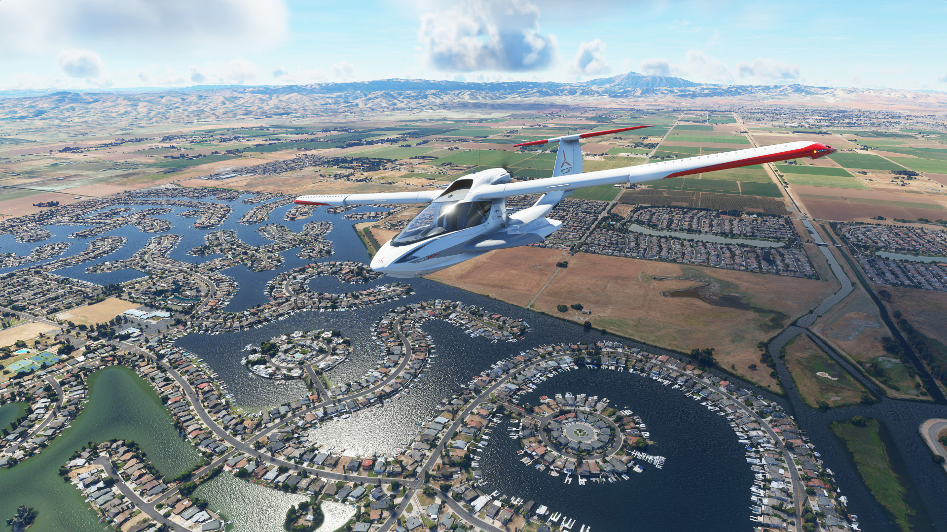 Photo of How to Visit Your House (Or Any Location) in Microsoft Flight Simulator 2020