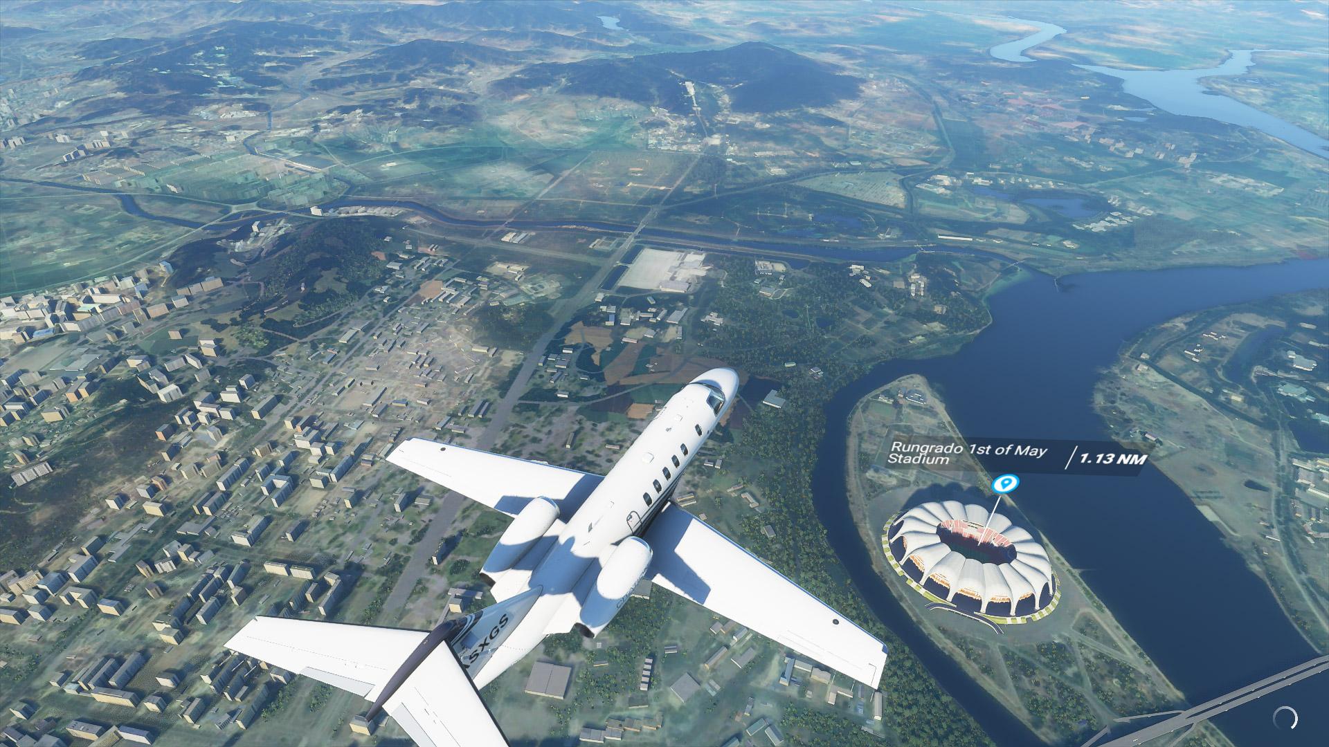 Photo of Is North Korea in Microsoft Flight Simulator 2020?