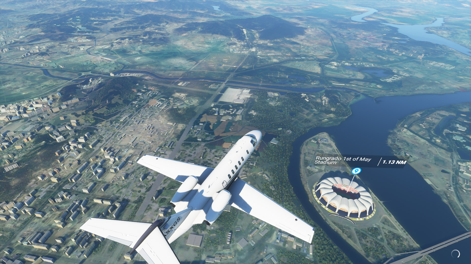 Photo of Is North Korea in Microsoft Flight Simulator 2020?