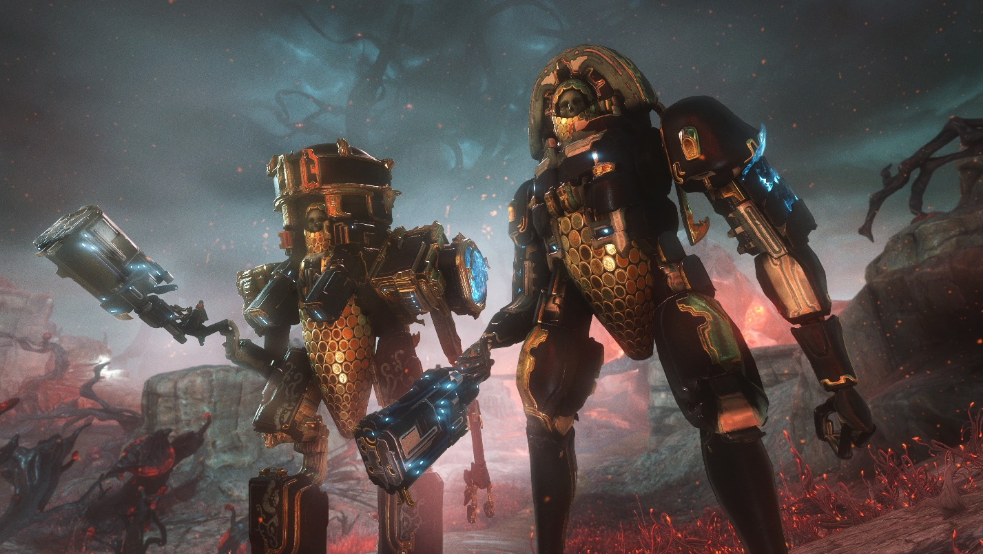 Photo of Warframe Heart of Deimos Update Is an Infested Open World With Mechs