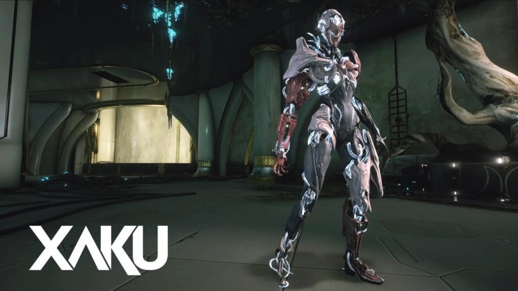 Xaku Warframe Broken