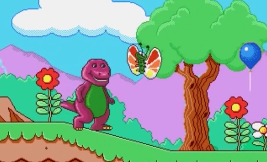 Photo of Barney, Shrek, and Other Monsters: The World of Obscure Speedruns