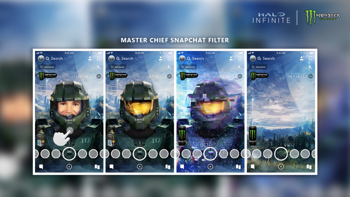 Photo of Halo Infinite's Delay Can't Pump the Brakes on its Ad Partnerships