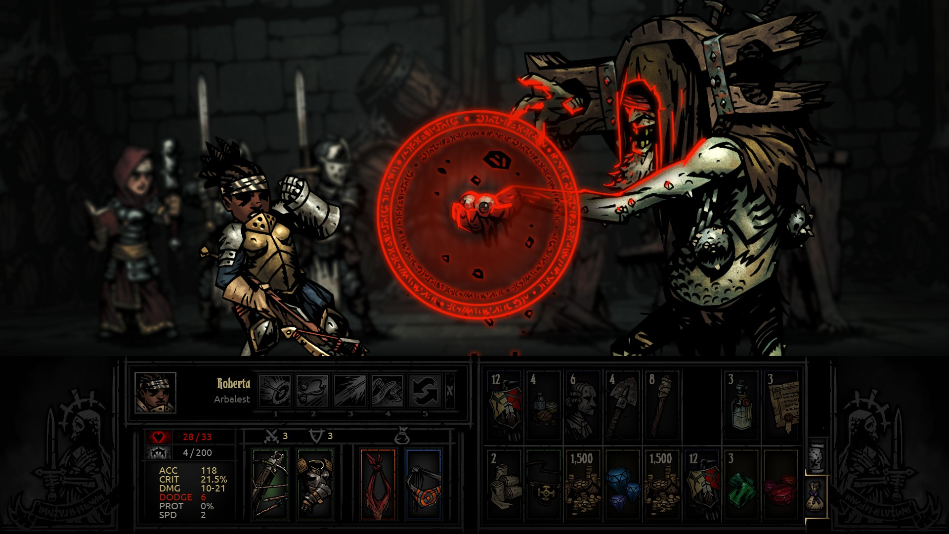 Photo of Darkest Dungeon is a Landlord Simulator