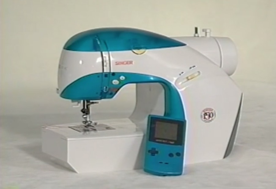Photo of The Game Boy Sewing Machine is More Than a Punchline