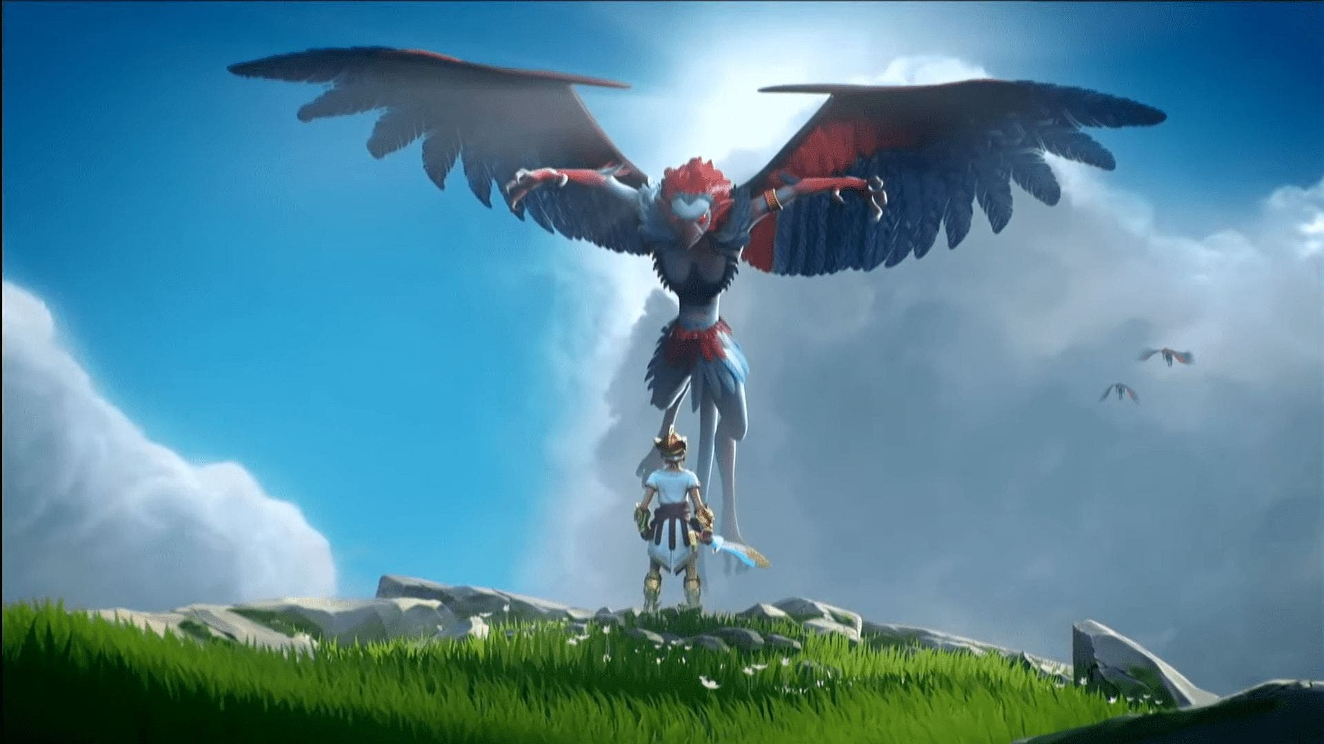Photo of Gods & Monsters Seemingly Gets Only Slightly Less Generic Name in Immortals: Fenyx Rising
