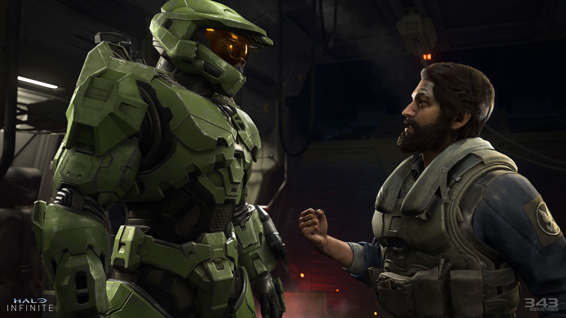 "Photo of Microsoft Considered Releasing Halo Infinite in ""Pieces"" to Avoid Delay"
