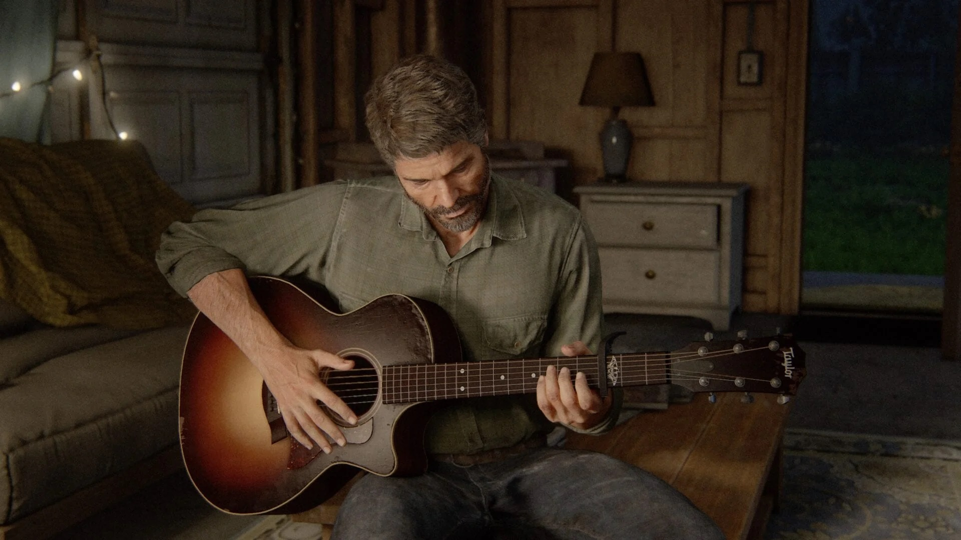 Photo of The Last of Us Part II's Grounded Mode Unlocks Pearl Jam Song Sung By Joel