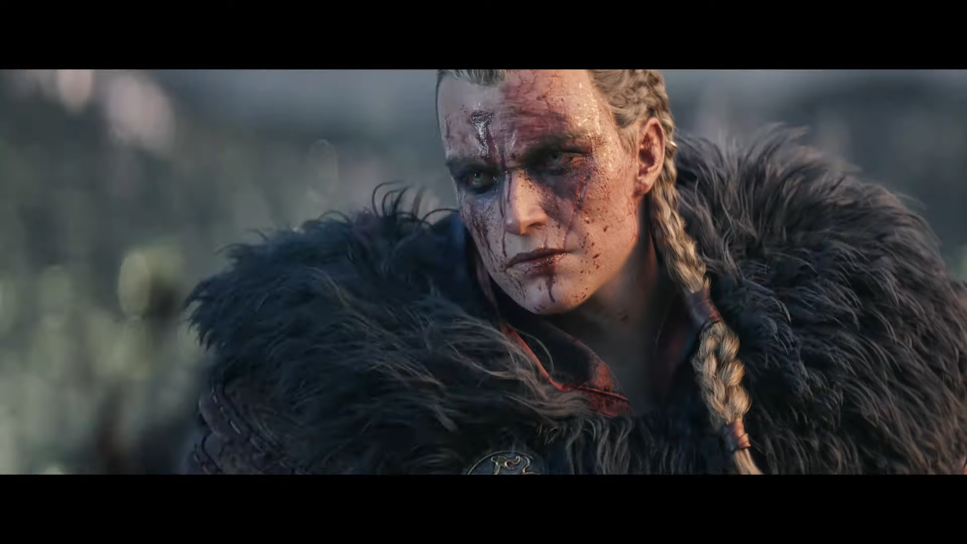 Photo of Ubisoft Unceremoniously Released a Female-Led Assassin's Creed Valhalla Cinematic Trailer