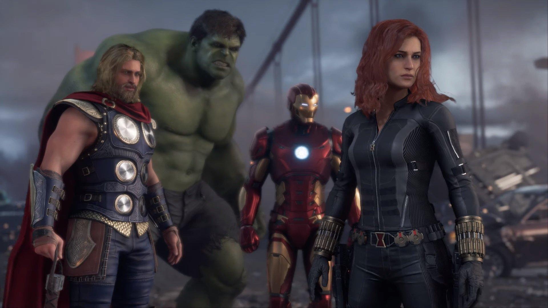 Photo of Marvel's Avengers Next-Gen Versions Delayed Until 2021
