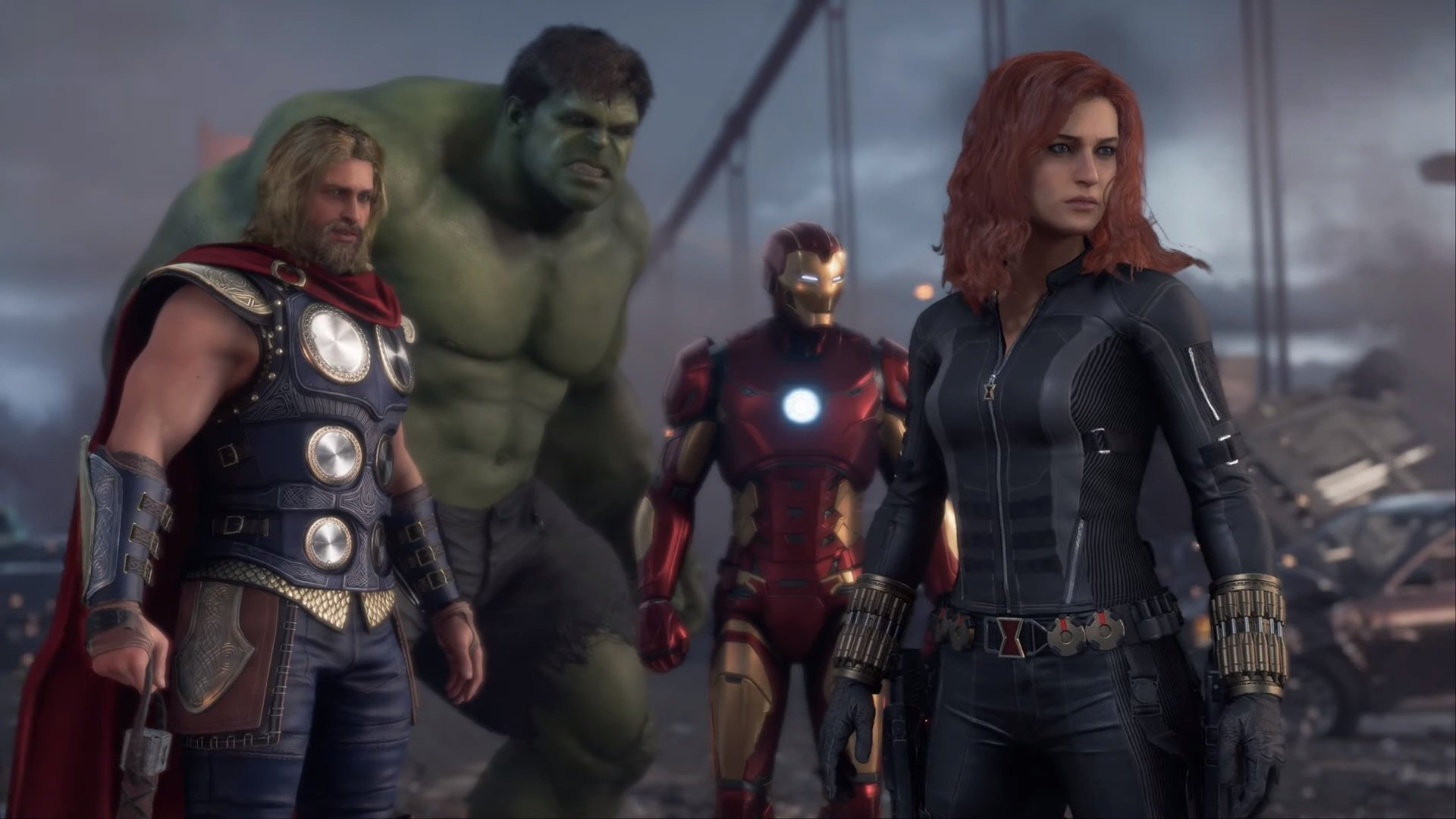 Photo of Marvel's Avengers Next-Gen Versions Delayed Until 2021