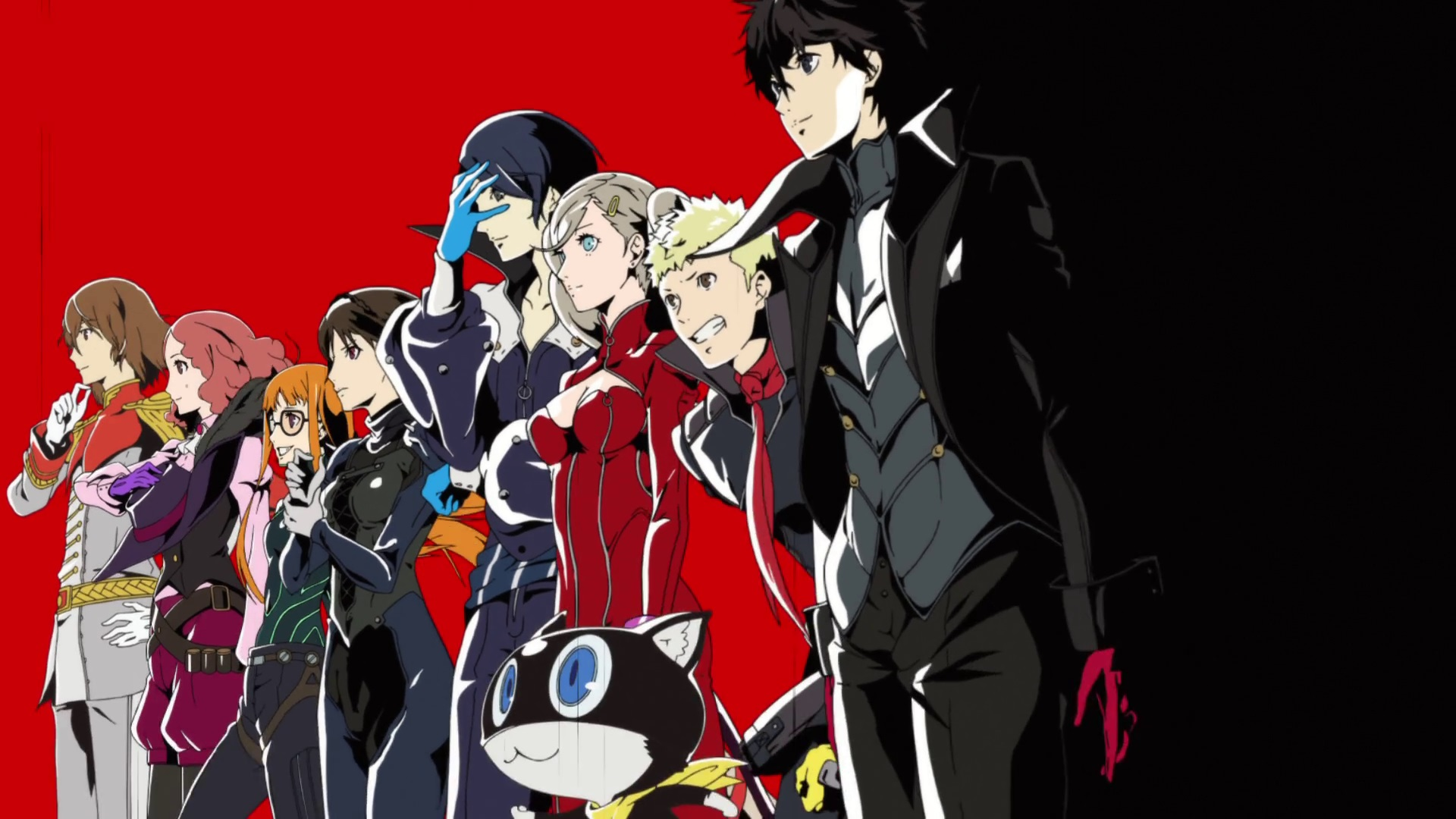 Photo of I Don't Know Who Persona 5: The Animation is For