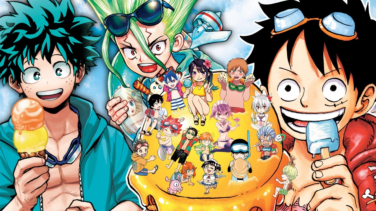 Photo of The Best, Worst, and Skeeviest Summer Manga to Shonen Jump Into