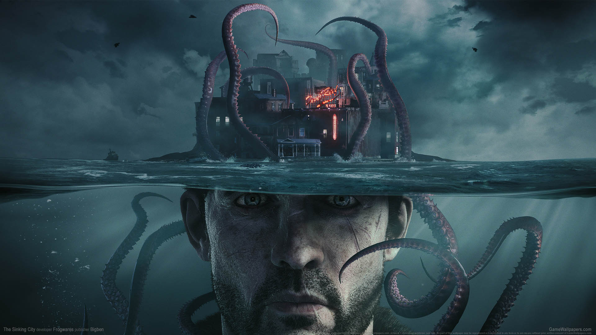 Photo of Frogwares Accuses Former Sinking City Publisher of Hacking Game Code to Resell