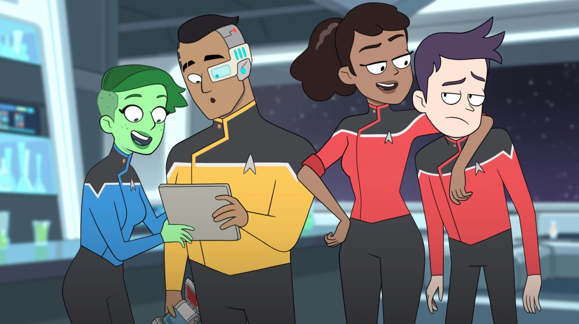 Photo of Will 'Lower Decks' Break the Star TrekAnimation Curse?