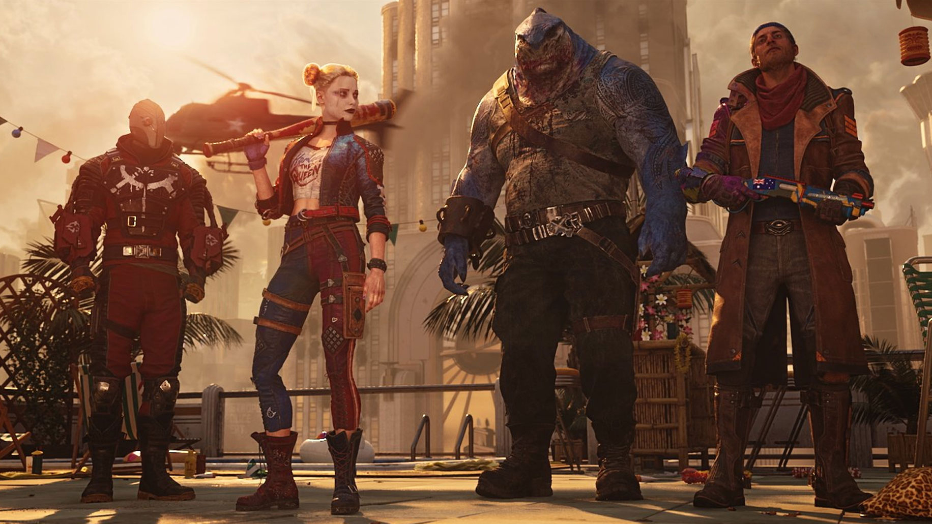 Photo of ICYMI: Suicide Squad and Gotham Knights are DC's Next Big Co-op Games