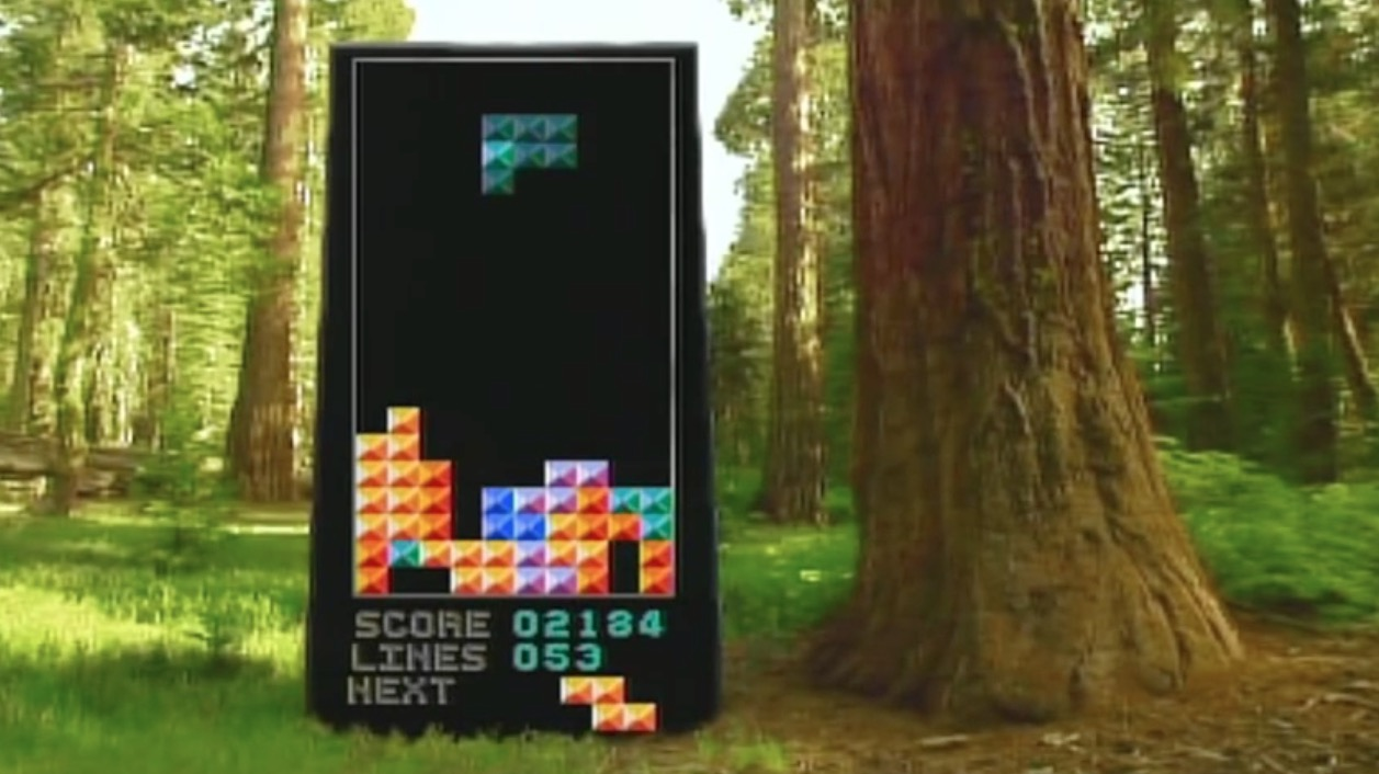 Photo of Before 'Tetris Effect,' There Was the Vaporwave Bliss of Tetris on the CD-i