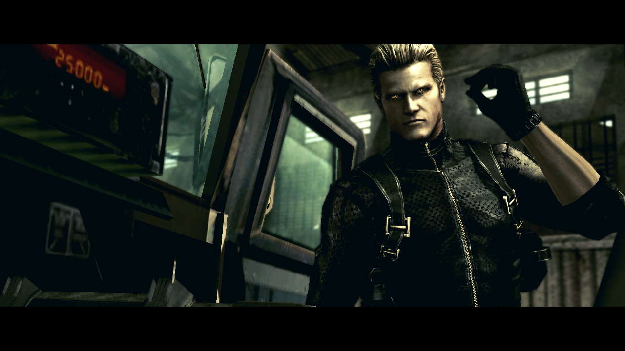 Photo of Resident Evil Netflix Series Here to Remind You Wesker Canonically Fucks, Maybe