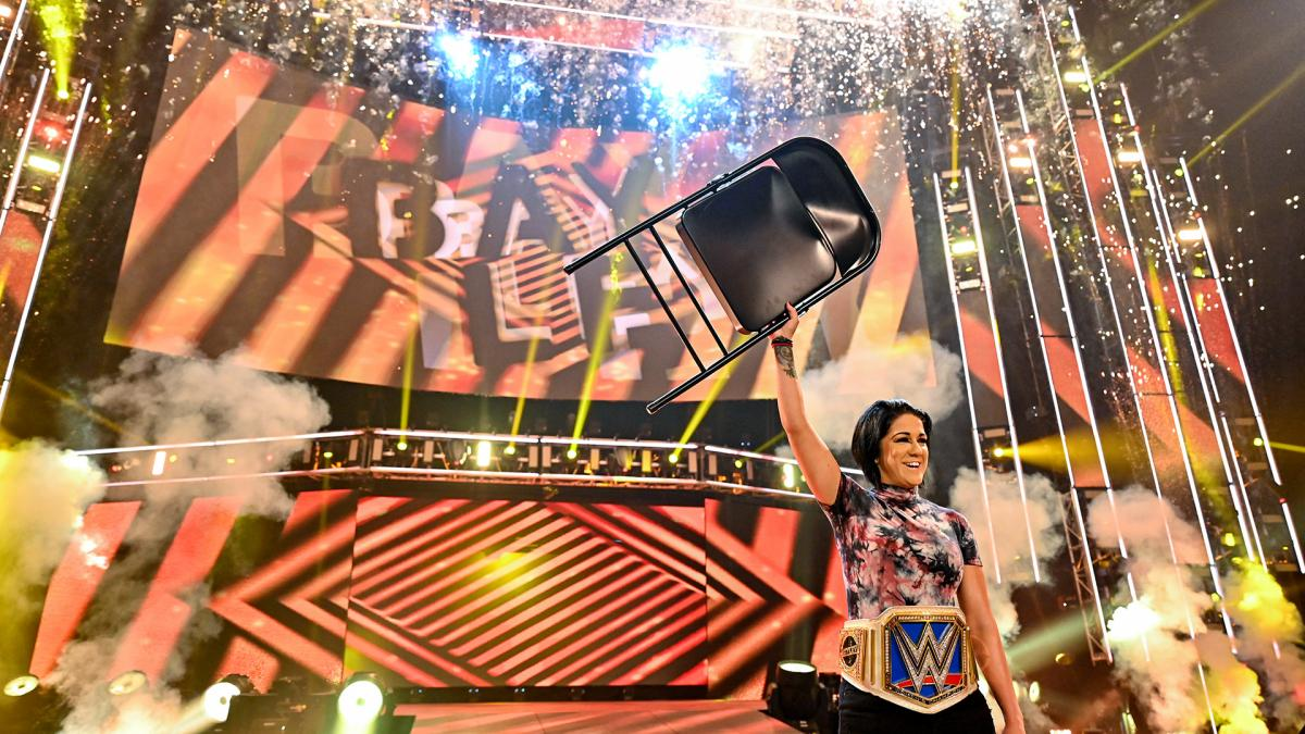 Photo of WWE Recap: Grab Your Kendo Sticks, Grab Your Cousins