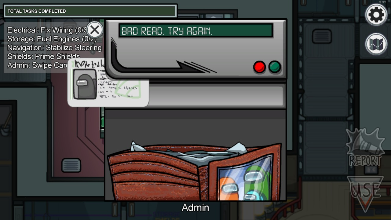 Photo of Among Us' Card Swipe is Testing My Goddamn Patience