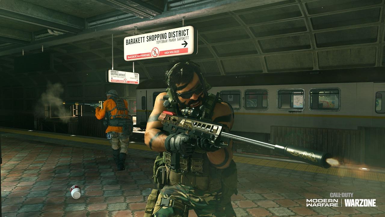 COD Warzone Subway Station Locations