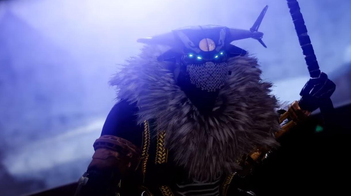 Destiny 2 Beyond Light Variks