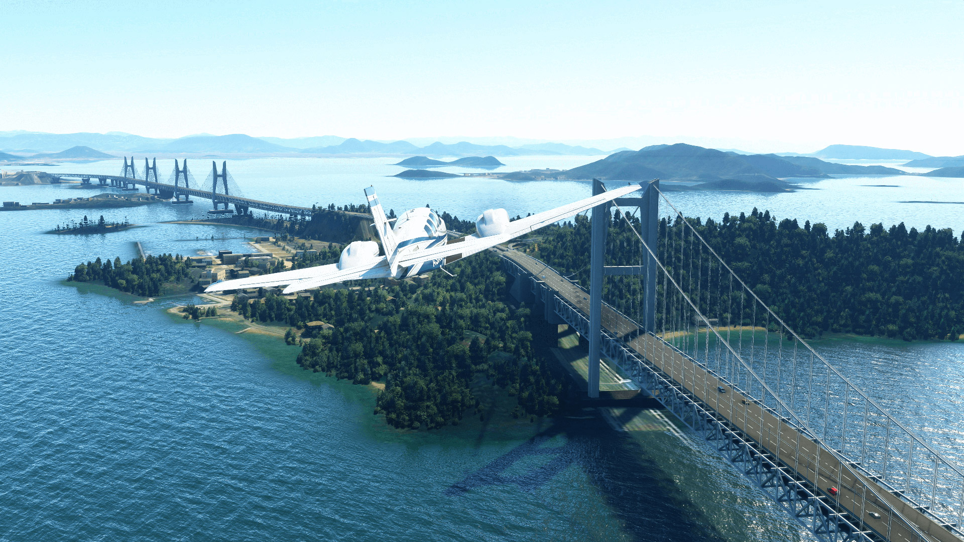 Photo of Microsoft Flight Simulator's Japan Update, Mapped – New Airports, Cities, Points of Interest