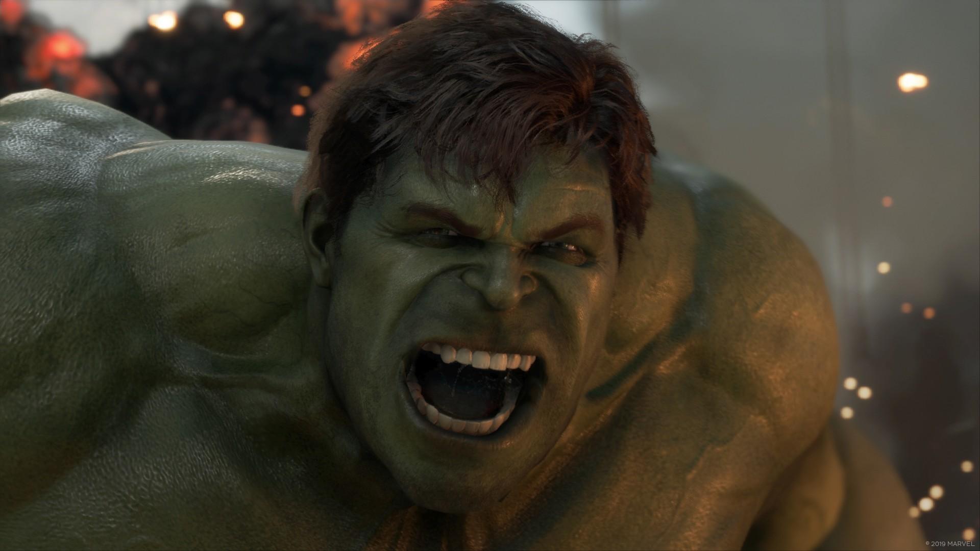 Photo of Marvel's Avengers Hulk Guide – How to Grab Enemies as Hulk