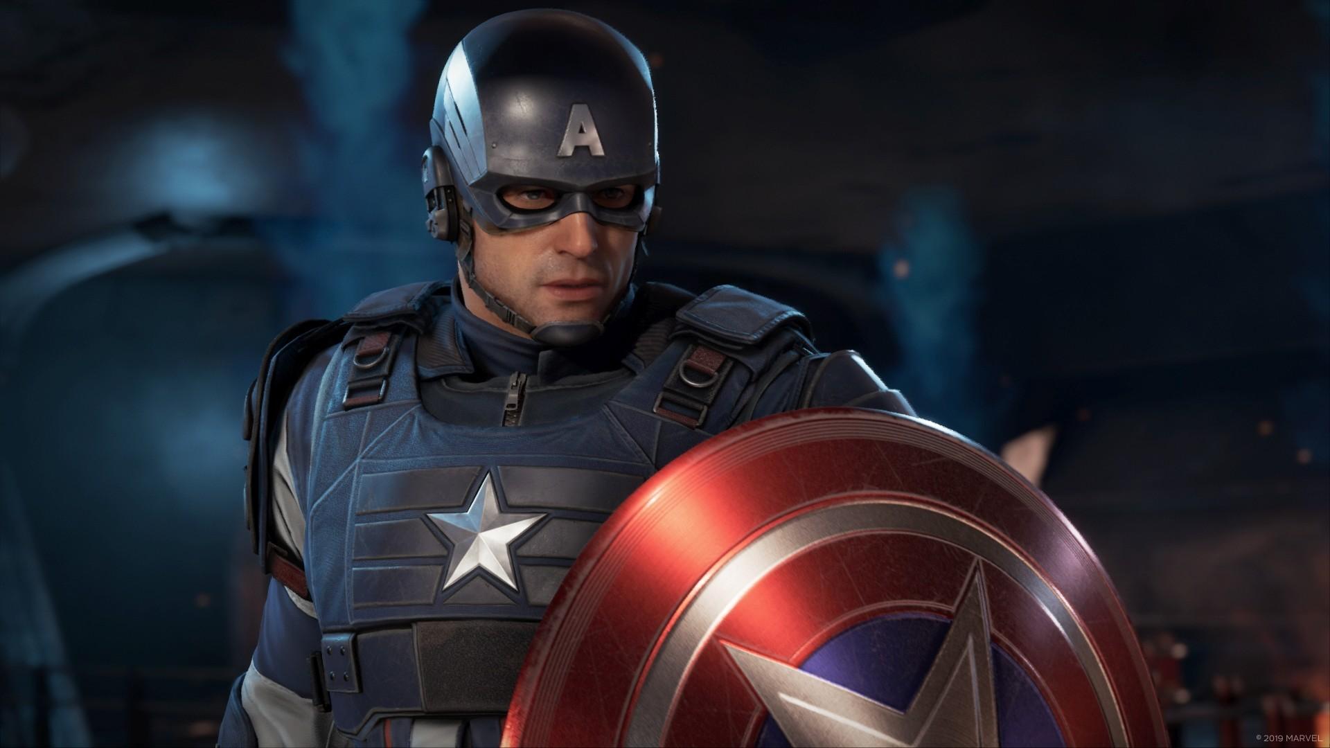 Marvels Avengers Online Coop