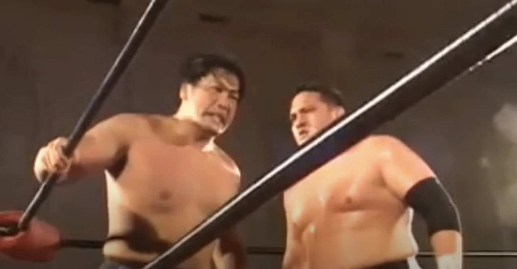 Photo of 15 Years Ago, Samoa Joe and Kenta Kobashi Had The Best U.S. Indie Match Ever