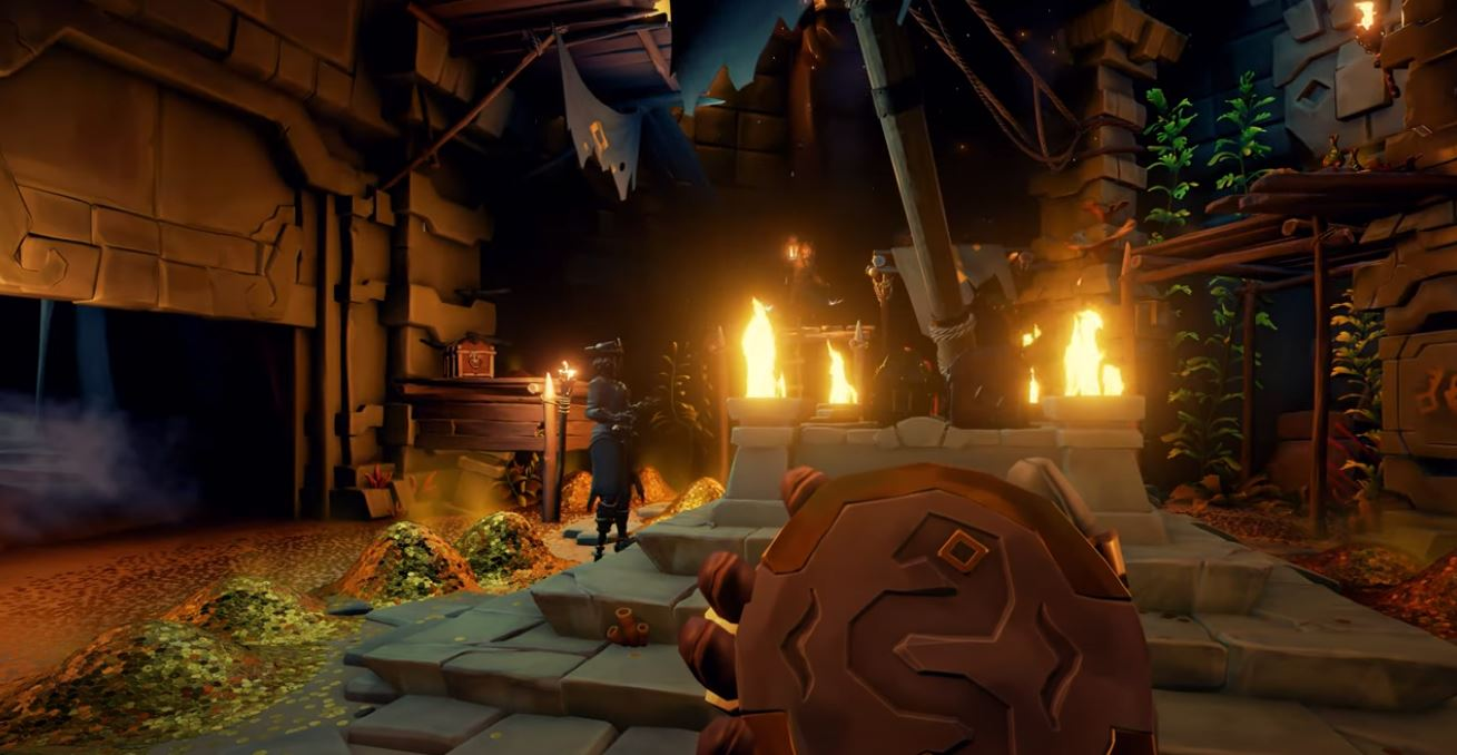 Sea of Thieves Vault of the Ancients Puzzle