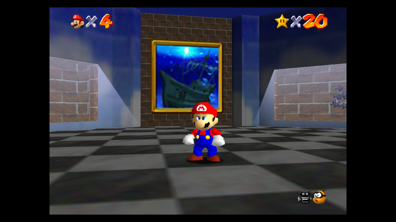Photo of Super Mario 64 Plunder the Sunken Ship – How to Move the Eel