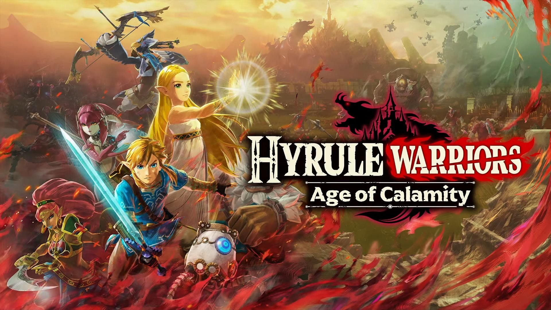Photo of Hyrule Warriors: Age of Calamity Shows Life Before Breath of the Wild