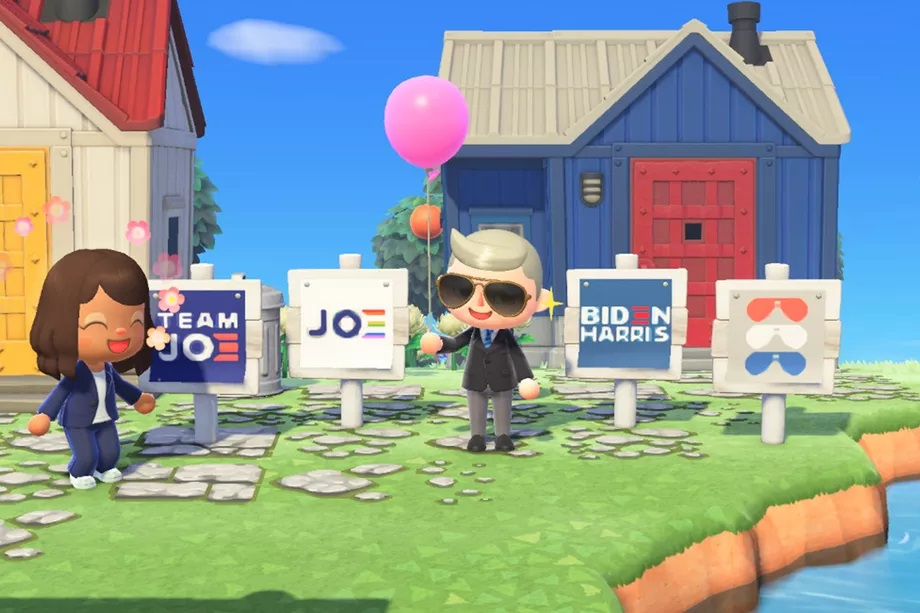 Photo of Joe Biden is Bringing His Campaign to Animal Crossing