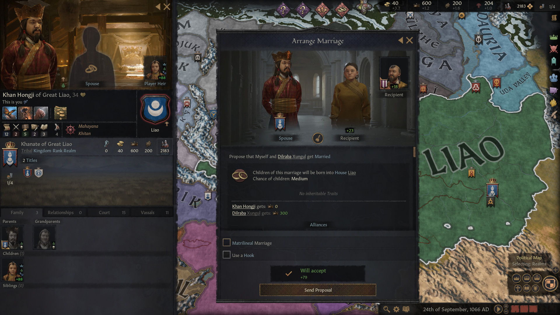 Photo of Crusader Kings 3 Marriage Guide – Matrilineal Marriages & More Explained