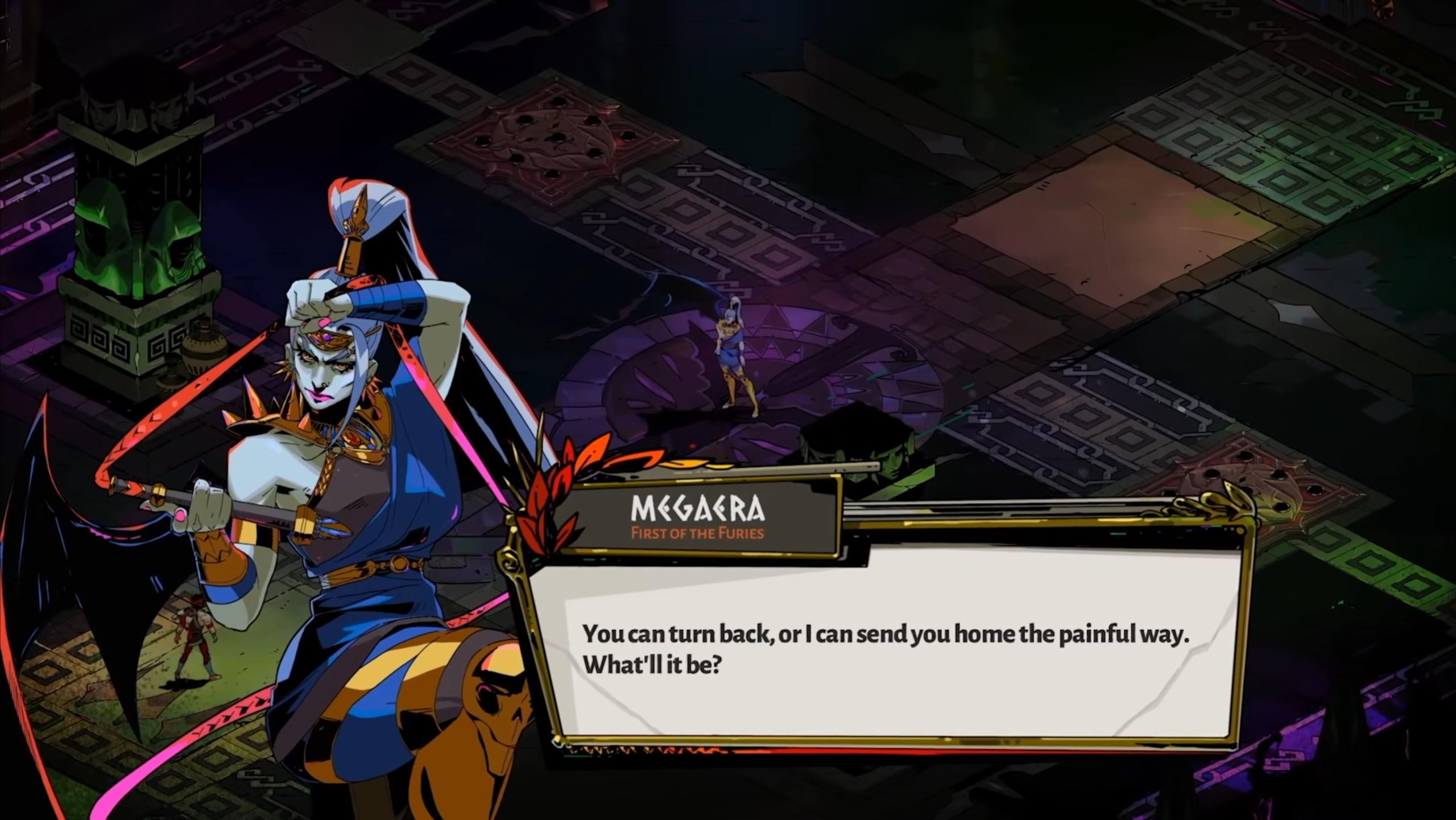 Photo of Hades Meg Guide: Megaera the Fury Boss Fight Tips
