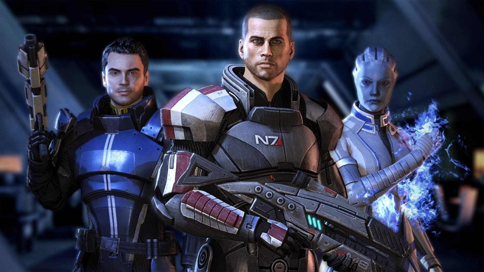 Photo of Check on Your Gays, There's Mass Effect Remaster News