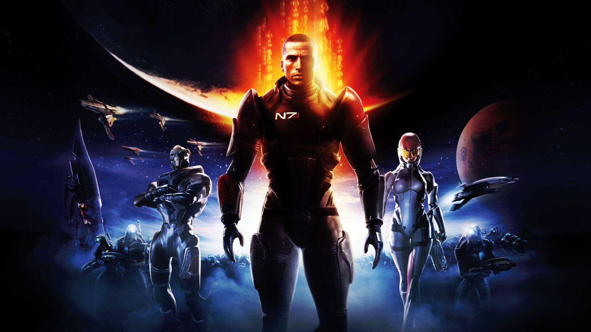 Photo of Somebody Confirm or Deny These Mass Effect Remaster Reports, I Am Tired