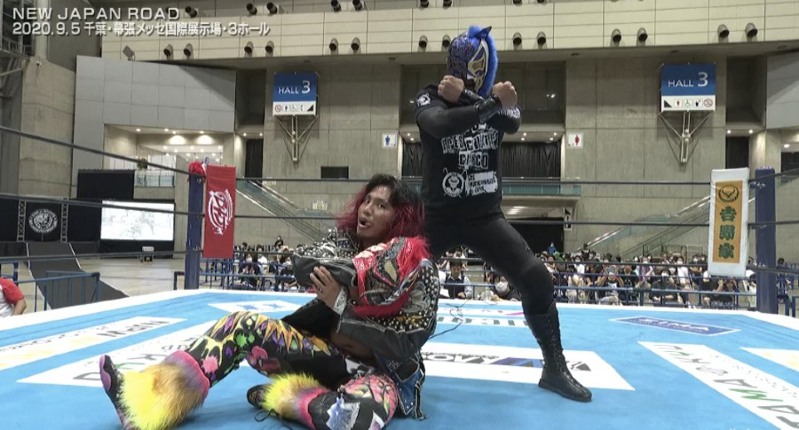 Photo of NJPW New Japan Road 9/5-6 Review: A Classic Bushi And Hiromu Mess Around